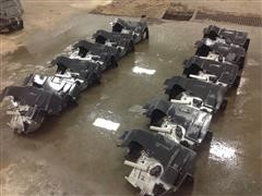 Case IH 1250 Mini Hoppers With Seed Disks