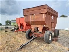 Dohrman Gravity Wagon