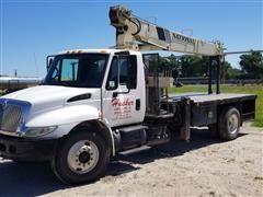 2006 International 4300 Crane Truck