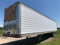 1991 American A255 T/A Enclosed Trailer