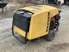 2016 Kaeser Mobilair M17 Portable Air Compressor
