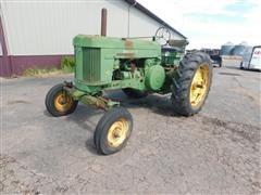 John Deere 70 2WD Tractor