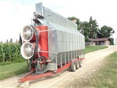 SuperB SD500V Portable Grain Dryer