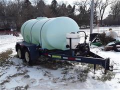 Schaben FC1315 1300 Gallon Nurse Tank