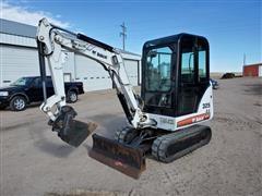 2003 Bobcat 325D Excavator