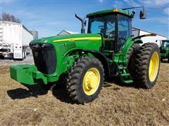 2003 John Deere 8120 MFWD Tractor