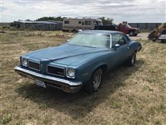 1973 Pontiac Lemans Sport Classic Car