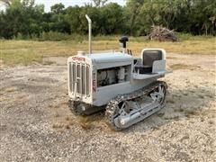 Caterpillar Ten Crawler Tractor