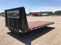 16' Steel Flatbed