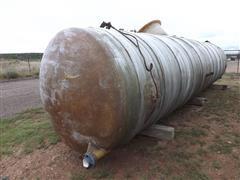 5000 Gallon Storage Tank
