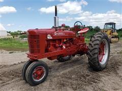 1954 Farmall Super M-TA 2WD Tractor