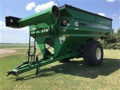 2013 J&M 1151 Grain Storm Grain Cart