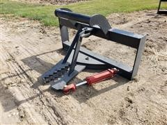 Tree/Post Puller Skid Steer Attachment