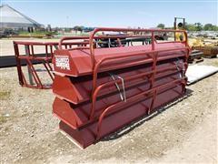 Behlen 10' Steel Feed Bunks