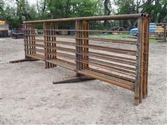 D&S Tall Heavy Duty Freestanding Livestock Panels