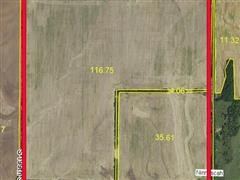 156.97 Acres Sedgwick County Kansas Unreserved Online Land Auction