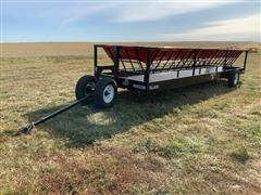 2019 Industrias America 82R Hay/Silage Feed Wagon