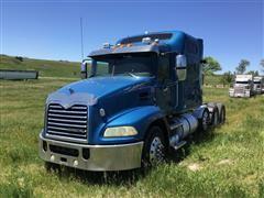 2008 Mack CXU613 Tri/A Truck Tractor