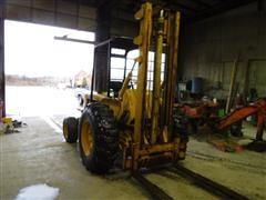 John Deere T5K3D Rough Terrain Forklift
