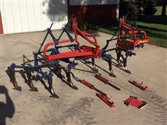 International HM-250 2 Row Front-Mount Cultivator