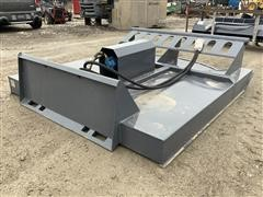 "2019 Wolverine 72"" Shredder Skid Steer Attachment"