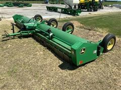 2005 John Deere 520 Drawn Flail Shredder