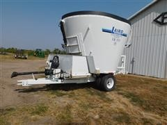 2012 Laird VR-555 Feeder Mixer Vertical Processor