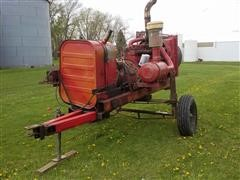 International DT414 Stationary Engine