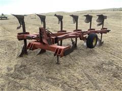 Case 165 6 Bottom Spinner Plow