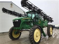 2005 John Deere 4720 Self Propelled Sprayer