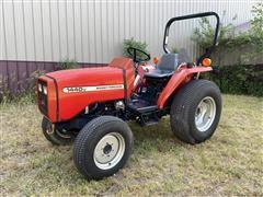 2005 Massey Ferguson 1440V MFWD Compact Tractor