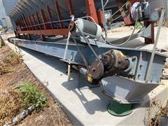 Blount /York 45' Chain Conveyor