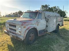 1968 Chevrolet Fuel Truck