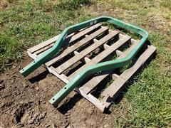 ROPS Bar For John Deere Small Utility Tractor
