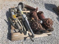 Nelson 150/200 Pair Of Big End Guns W/Valves