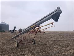 Hutchinson/Mayrath Electric Drive Auger