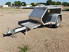 2013 Aluma MCTXL Motorcycle Trailer