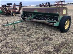 John Deere 8350 End Wheel Drill