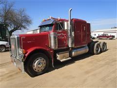 1987 Peterbilt 379 T/A Truck Tractor