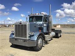 1986 Peterbilt 359 T/A Truck Tractor