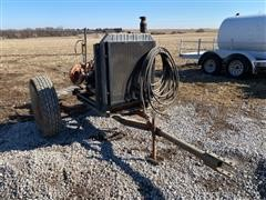Chevrolet 181 Power Unit W/Buster Pump On Cart