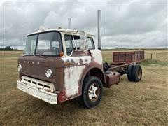 Ford Cabover Truck (For Parts)