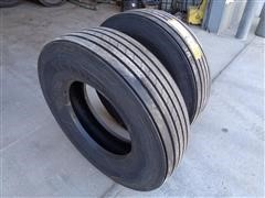 Continental Eco Plus H S 3 - 11R22.5 Truck Steer Tires