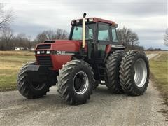 1986 Case IH 3394 MFWD Tractor
