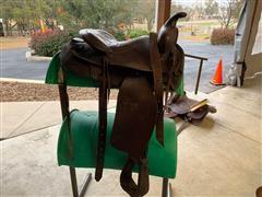 Keyston Riding Saddle