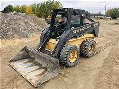 1995 New Holland L 865 Skid Steer