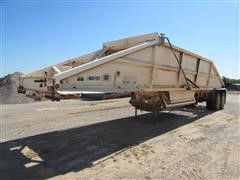 1997 Trailblazer S-4002 42' T/A Belly Dump Trailer