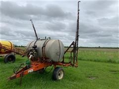 Clark Pull-Type Sprayer