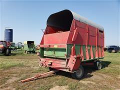 Balzer Silage/Forage Wagon