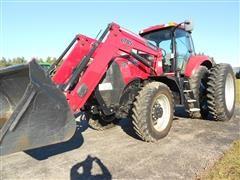 2011 Case International Magnum 225 CVT Tractor With L785 Loader